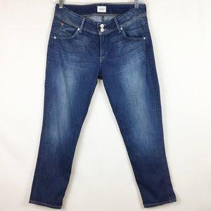 Hudson Jeans Collin Flap Skinny Denim Size 31